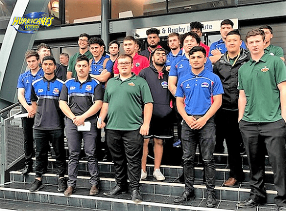 Nine selected for the Hurricanes Heartland U20 Team – HKRFU Website